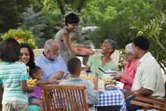 Plan a Great Family Reunion