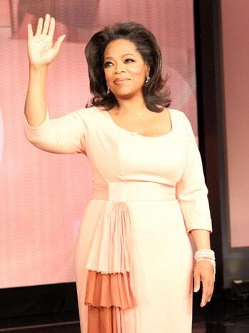 5 24 2011 Oprah's Last show...