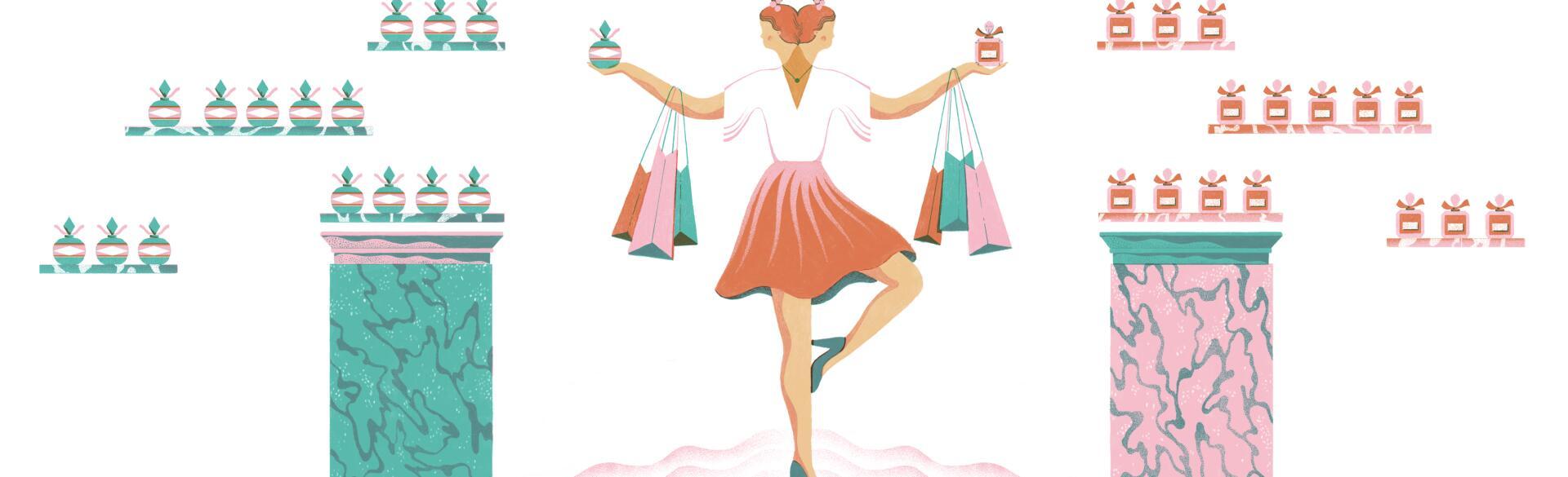 girlfriend, aarp, shopping