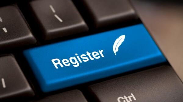 Register key concept