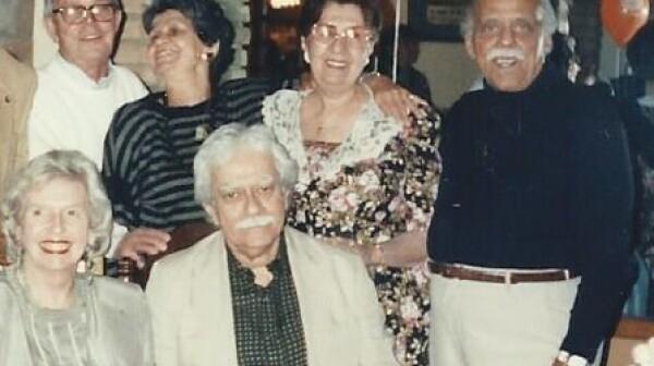 Al Martinez and family