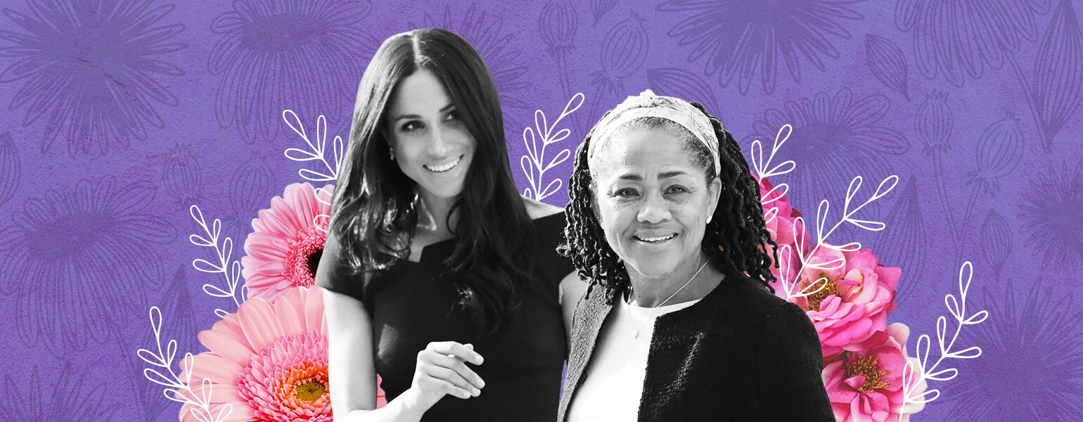 Meghan Markle, Doria Ragland, mothers day, daughter, aarp, sisters