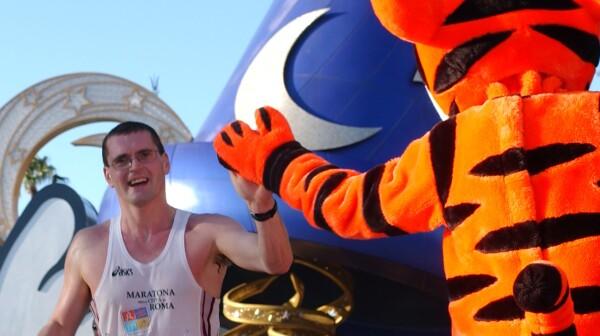 Maratón en Walt Disney World