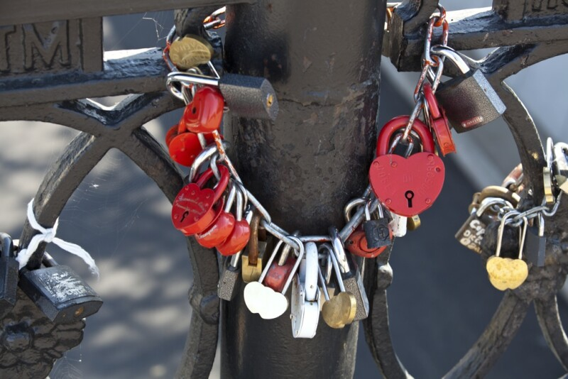 Grannies- TranSiberia-Love Locks