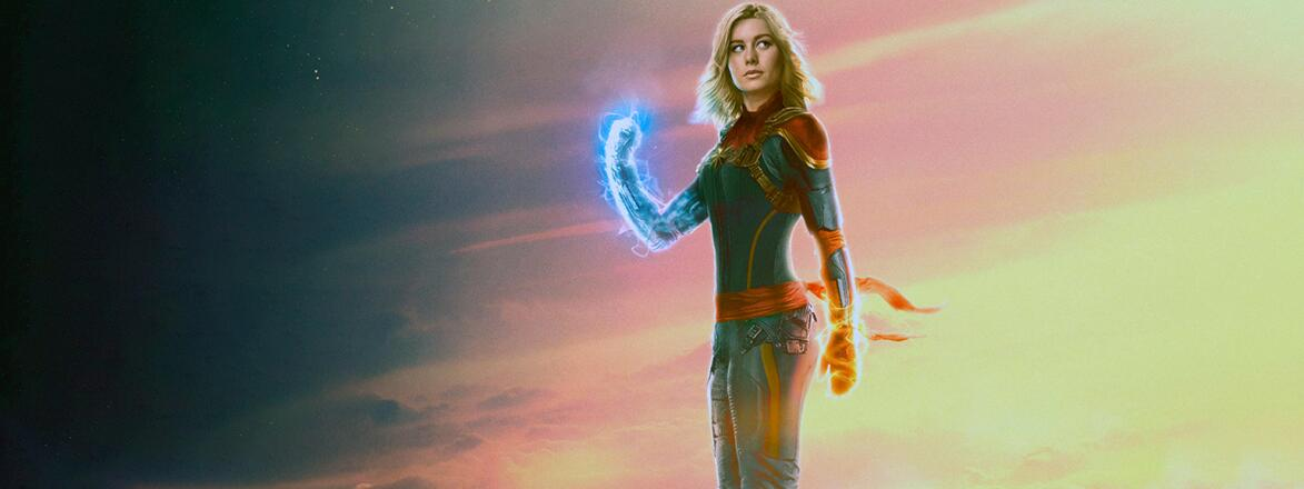 A photo of 2019 movie Captain Marvel.