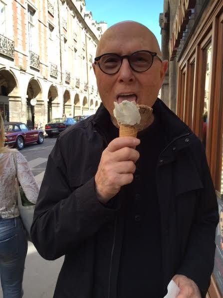 Robert in Paris june 2015