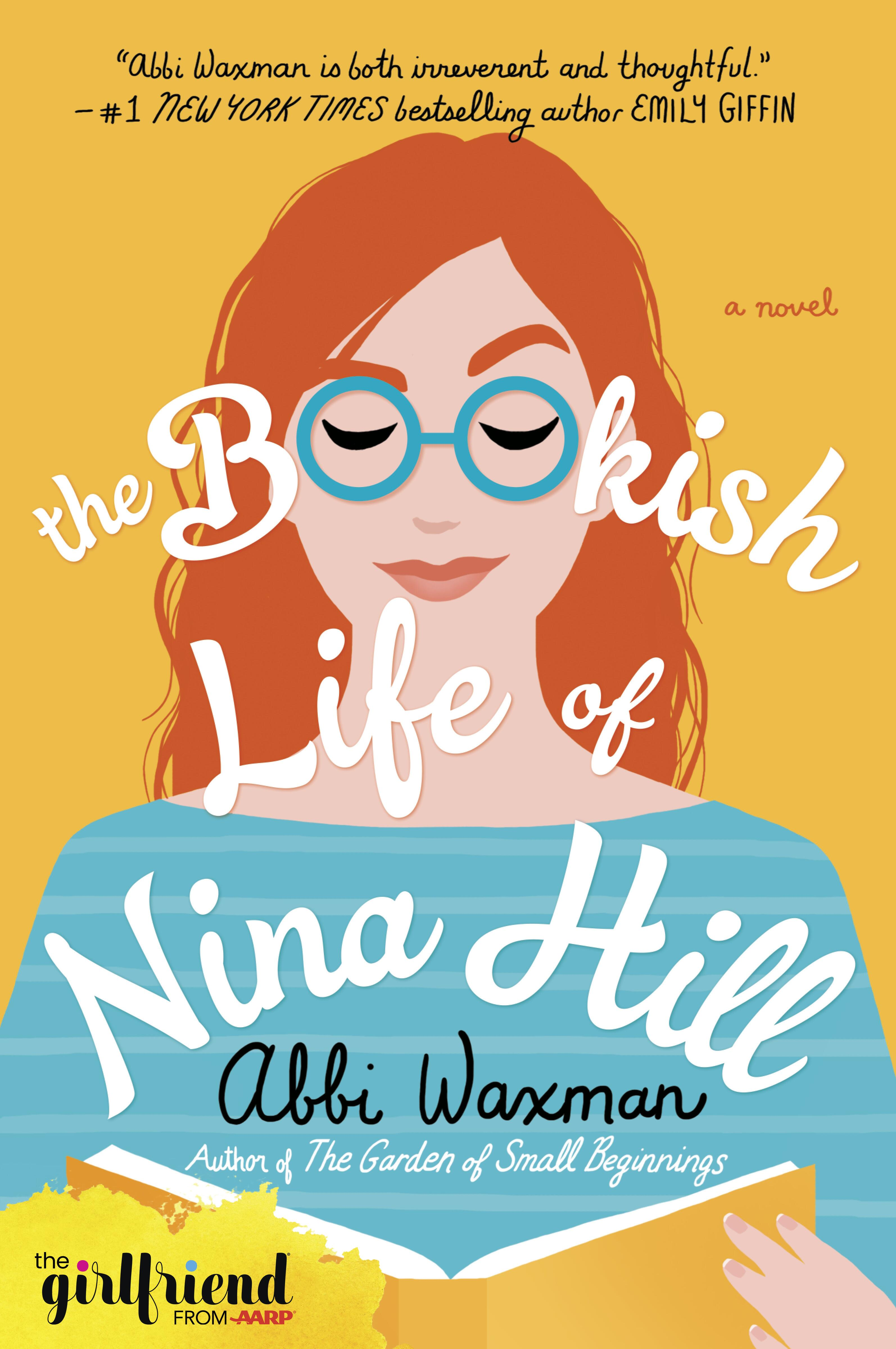 Bookish Life of Nina Hill cover