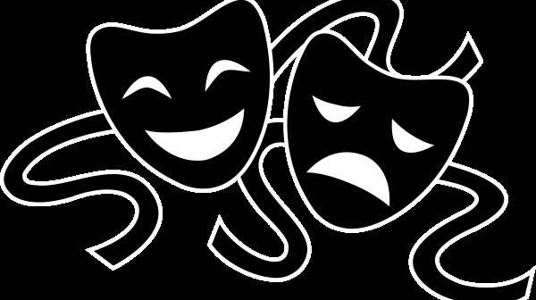 theater_masks_silhouette