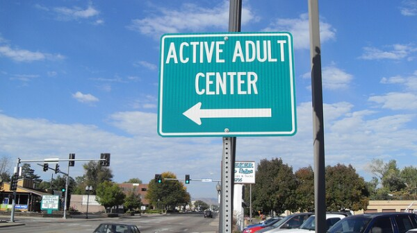 Senior Centers are attracting boomers and changing their name and their image