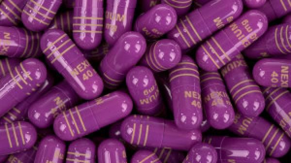 Nexium slow-release capsules