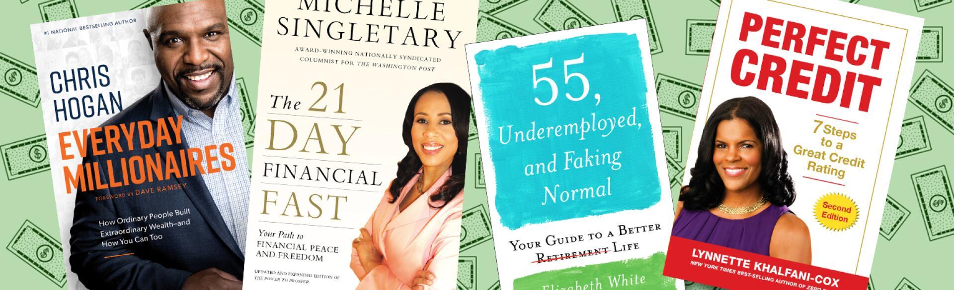Money Books, credit, aarp, sisters, money