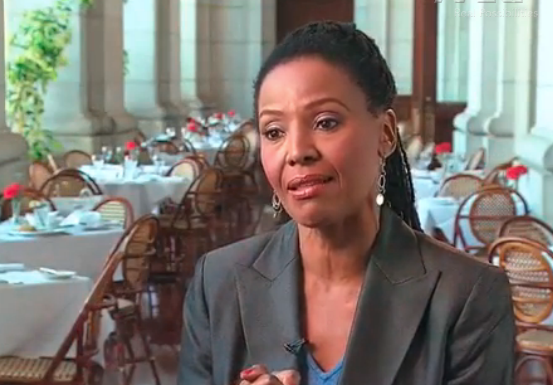 B. Smith, interviewed by AARP in 2010