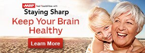 Staying Sharp: Keep Your Brain Healthy