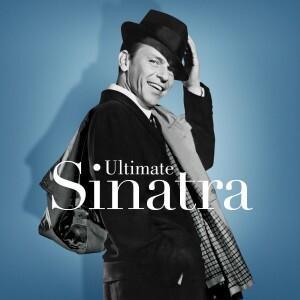 Ultimate Sinatra cover