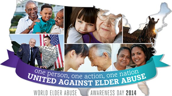 World Elder Abuse Awareness Day - 2014