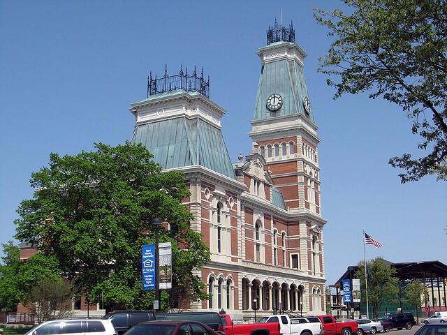 Holly Higgins Bartholomew County Courthouse