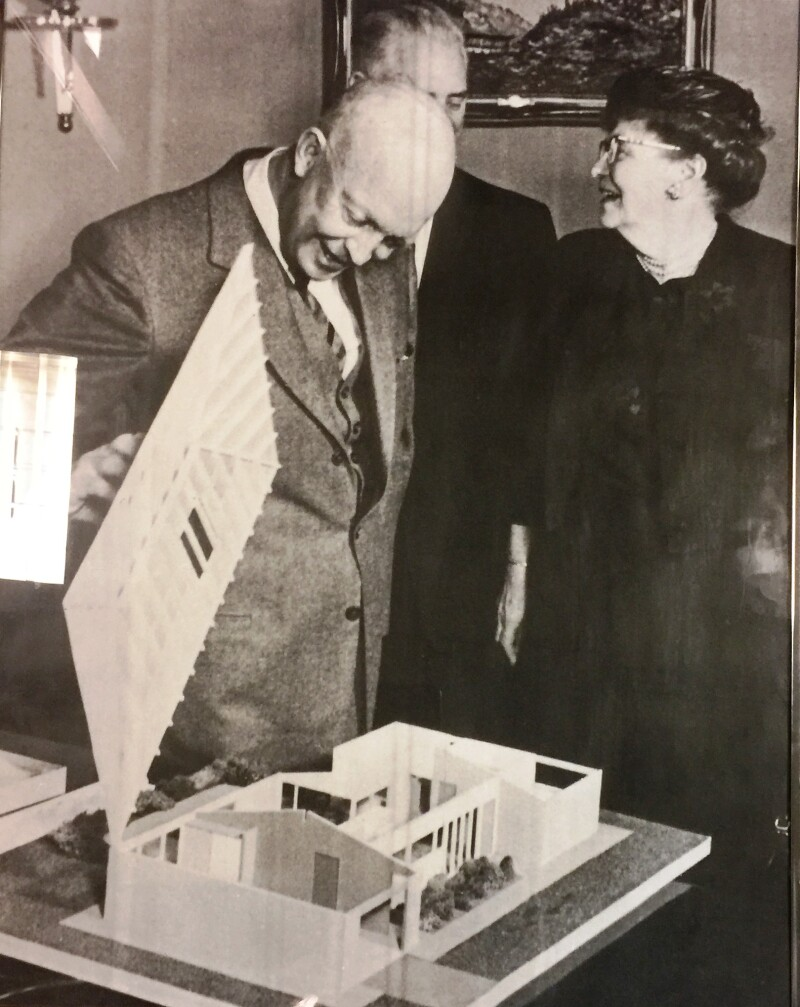 Ethel and Ike