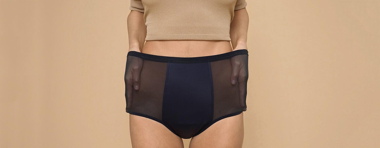 AARP, Thinx, Period Underwear, The Girlfriend