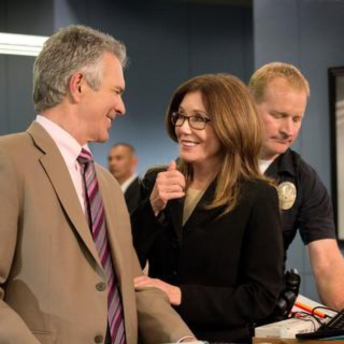 Mary McDonnell: 'Major Crimes' Has Kicks for 'Closer' Fans