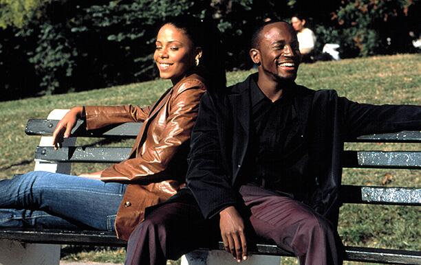 BROWN SUGAR, Sanaa Lathan, Taye Diggs, 2002, TM & Copyright ©20th Century Fox Film Corp. All rights