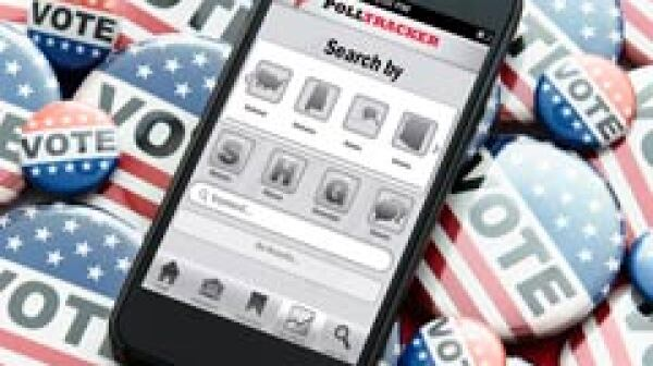 Follow the 2012 presidential election polltracker.