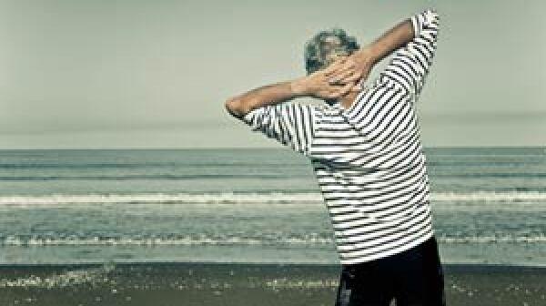 More senior men are living longer