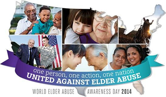 World Elder Abuse Awareness Day - 2014