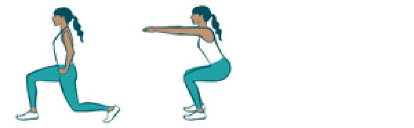 aarp, girlfriend, exercise, fitness