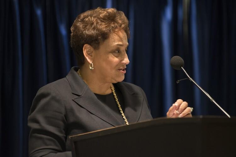Franklin H Williams Award Ceremony on October 8, 2014