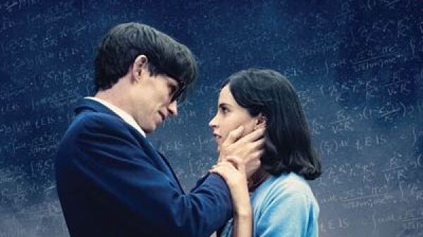 Amy Goyer finds her own caregiving journey reflected in movie, the Theory of Everything.