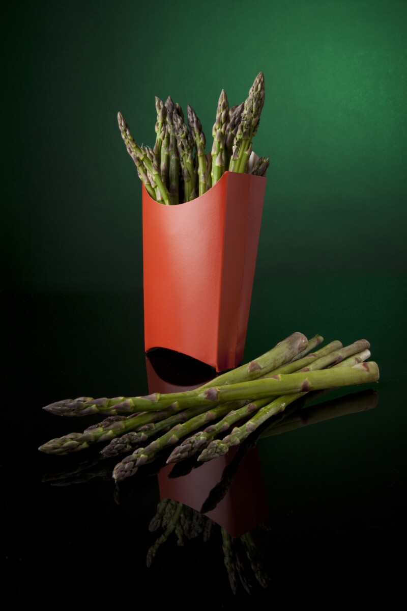 Asparagus French Fries
