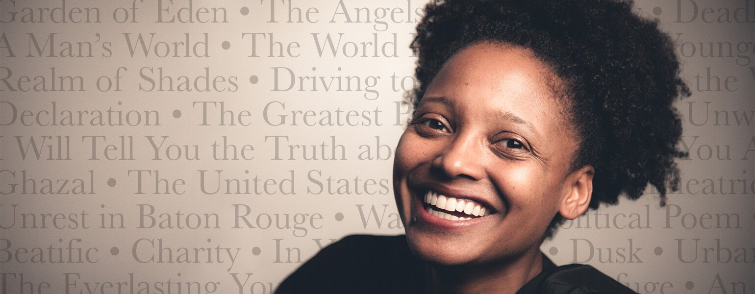 AARP, sisters, Tracy K Smith, poet laureate