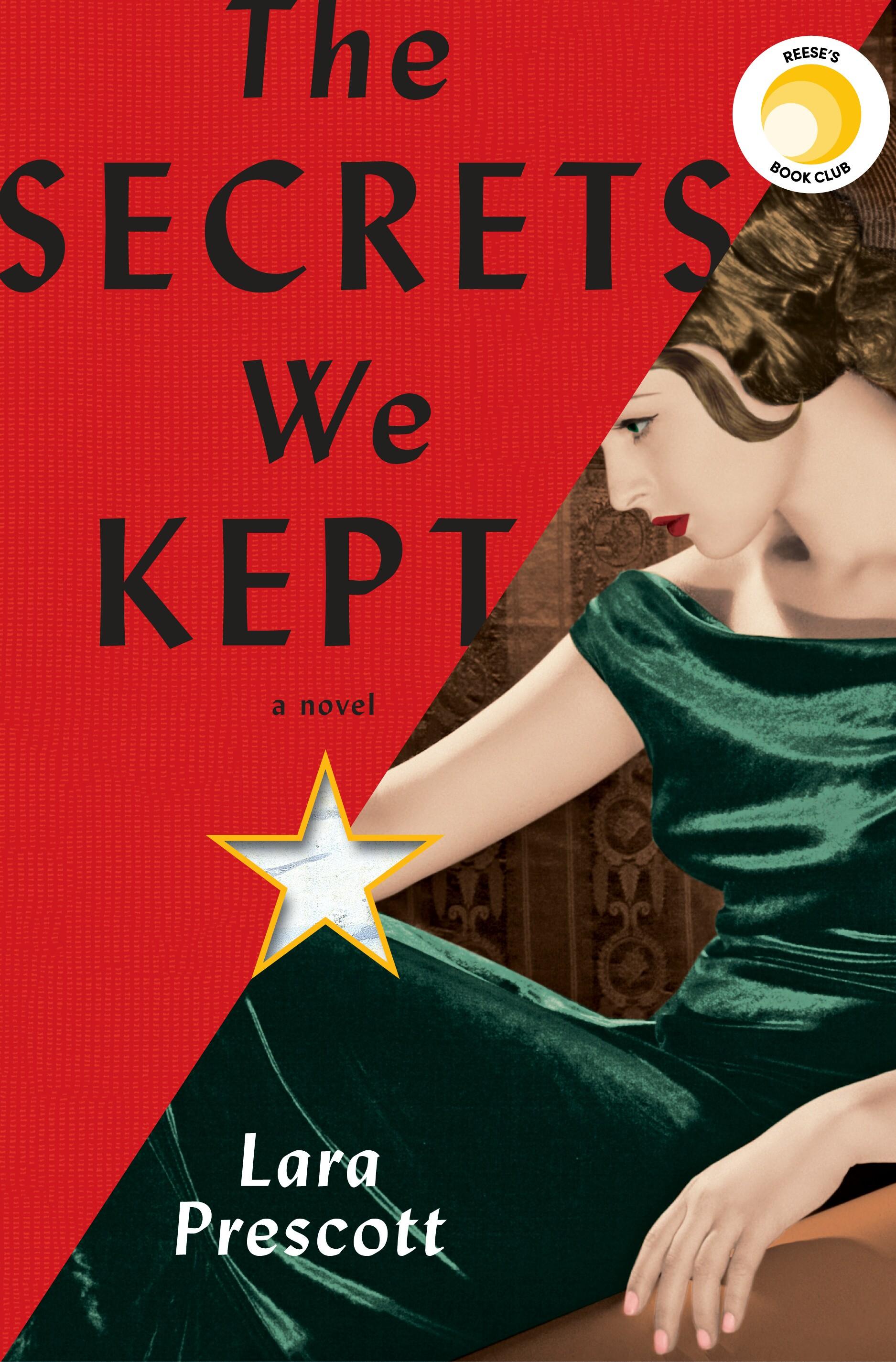 The Secrets We Kept book cover