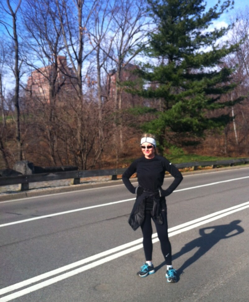 Run on 56th Birthday 12-23-12
