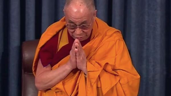 Dalai Lama screenshot - YouTube
