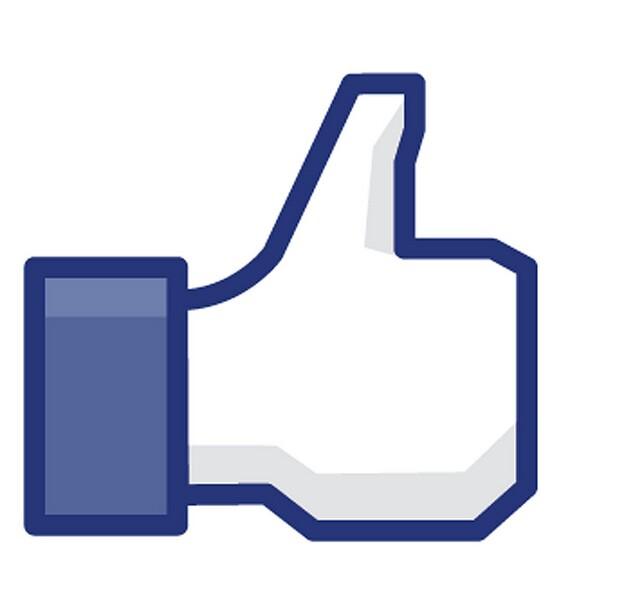 Facebook Like Thumb