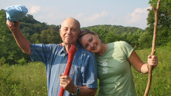 Amy Goyer 's interview for NPR's Weekend All Things Considered about Alzheimer's and caregiving for her Dad.