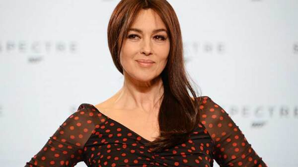 Monica Bellucci, new Bond Girl