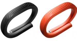 Jawbone UP24 wristbands