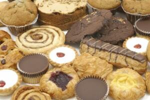 Sugary desserts