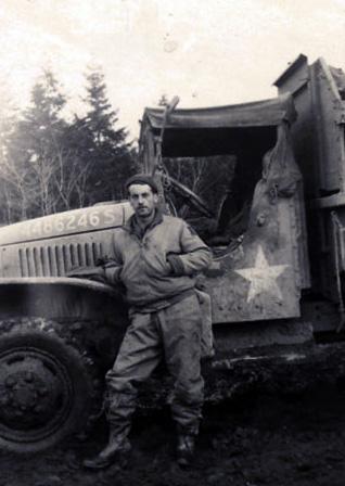 Richard Wills WW II