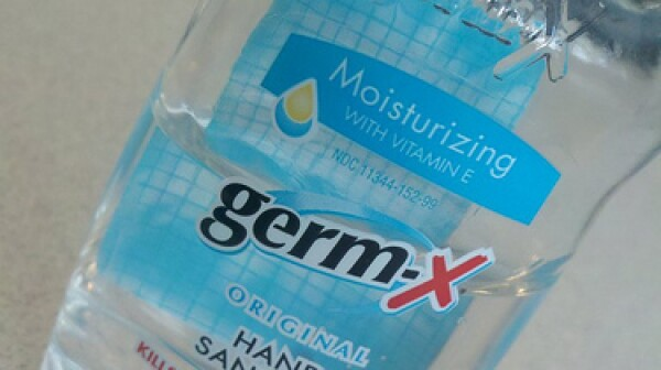 germx bottle