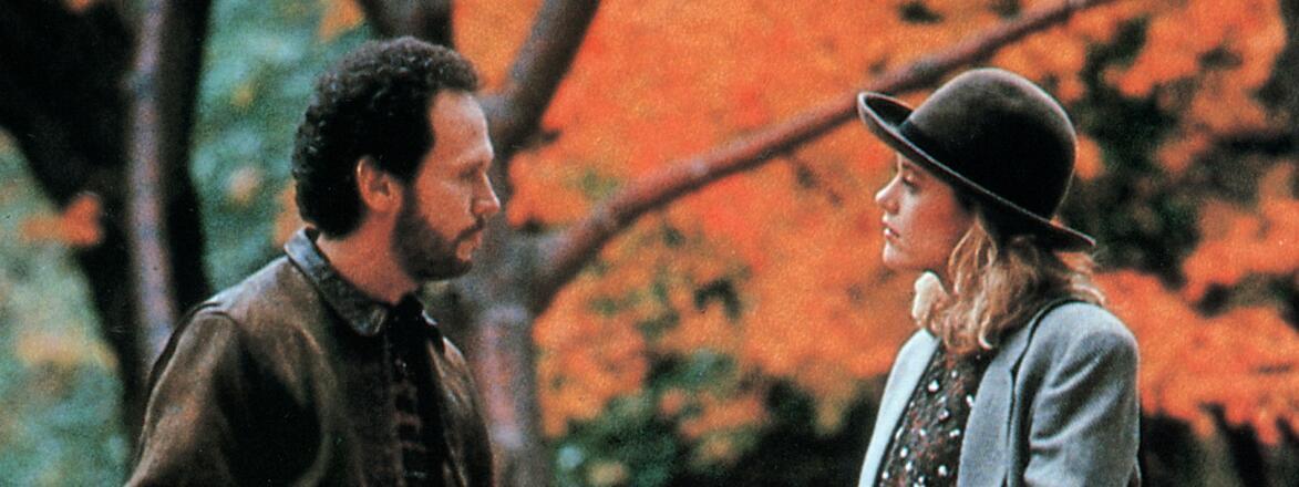 When Harry Met Sally movie Meg Ryan Billy Crystal