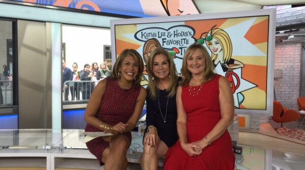 Amy Goyer shares her top tips for caregivers as seen on NBC's TODAY Show with Kathie Lee and Hoda.