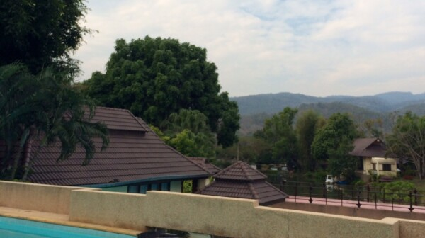 Mountain View with Swimming Pool