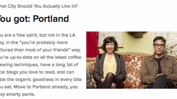What are websites getting from you when you answer that fun quiz?