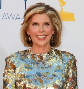 Christine Baranski 64th Emmy Awards