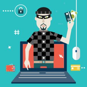Cyber crook