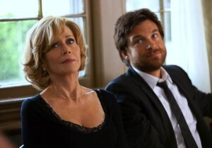 Jane Fonda and Jason Bateman in 'This Is Where I Leave You""
