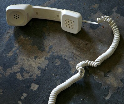 disconnected phone